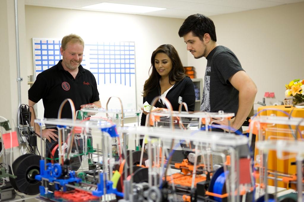 Photo 3D Printer Open House 13