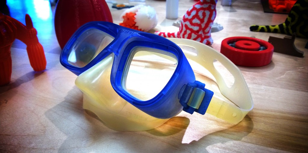 3D Printed Nylon 3