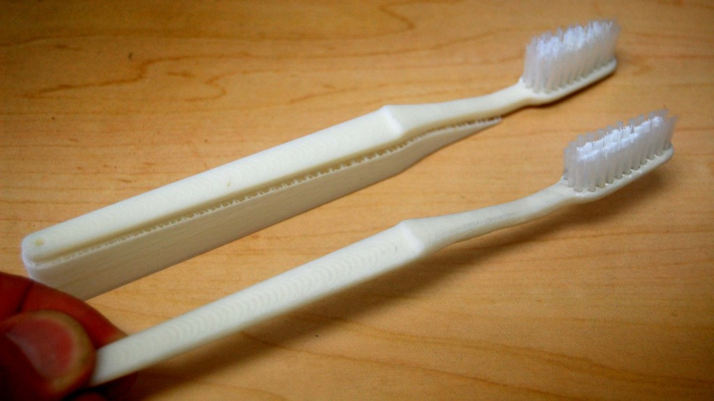 Toothbrush feature