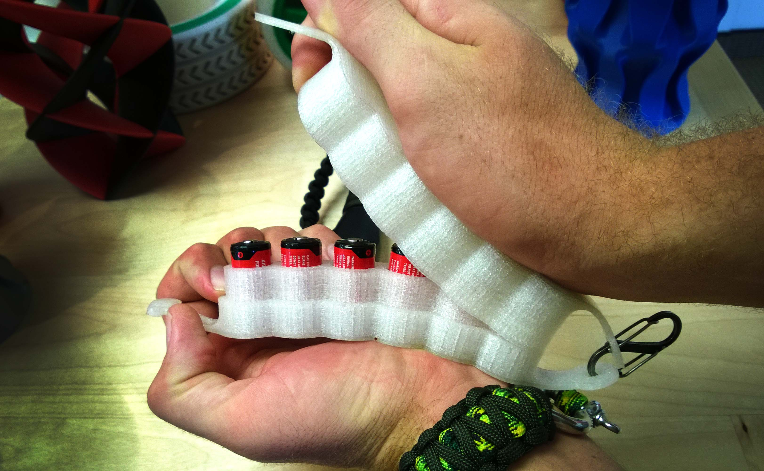 Coolest 3D Printed Thing of the Week: Thermoplastic