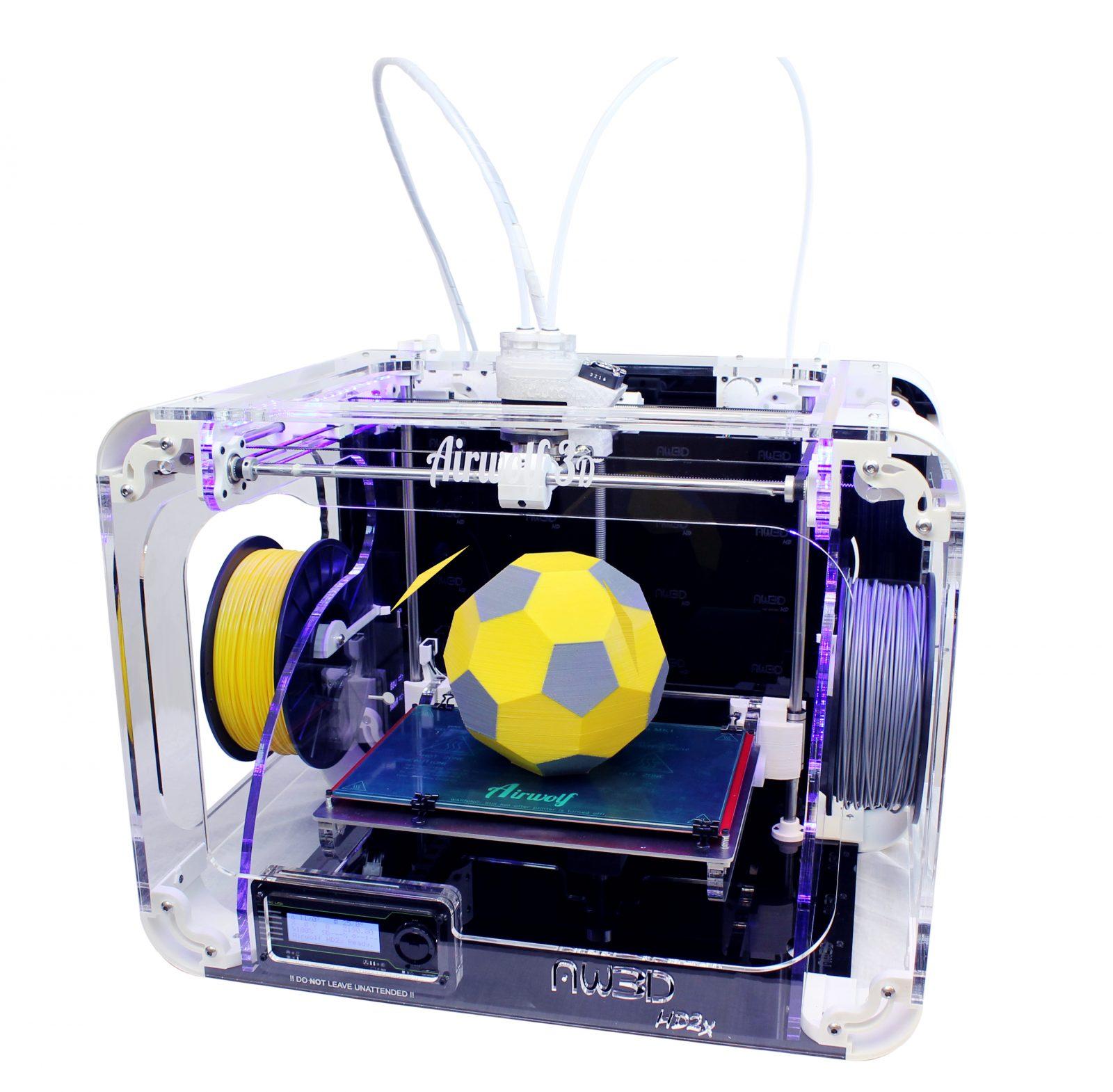 3D Printer HD2X