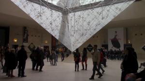 3D Printshow Inverted Pyramid