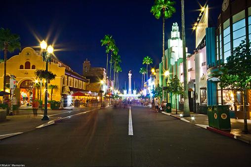 LA-at-night
