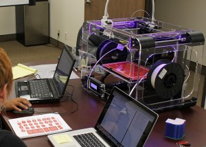 3D printing workshop for beginners at Airwolf 3D