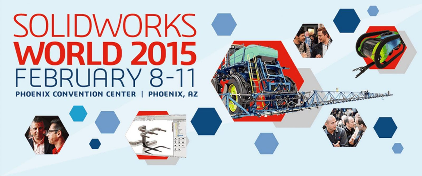 3D printers at solidworks world