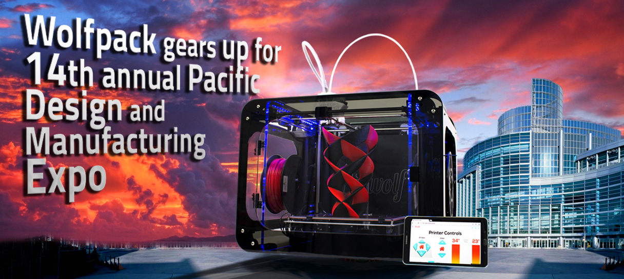 2015 Pacific Design and Manufacturing Expo