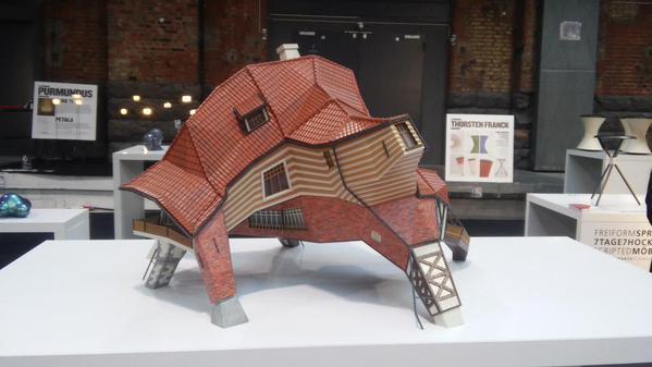3D Printshow LA 3D printed architecture