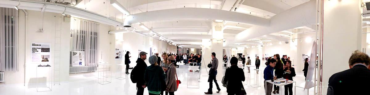 2015 3D Printshow in Pasadena