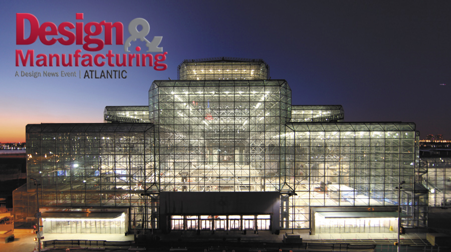 Atlantic Design and Manufacturing Expo Banner