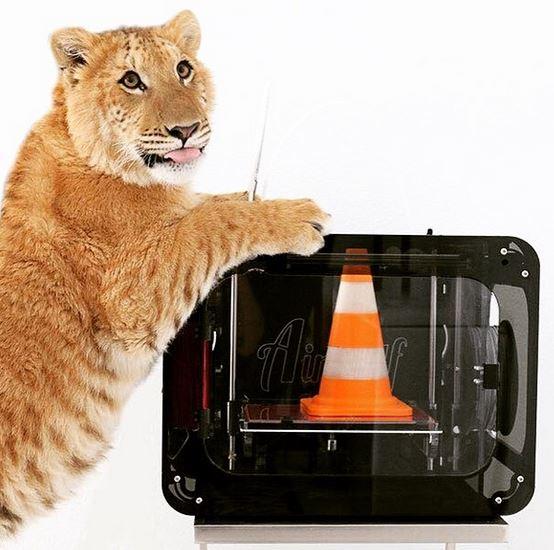 liger 3d printer