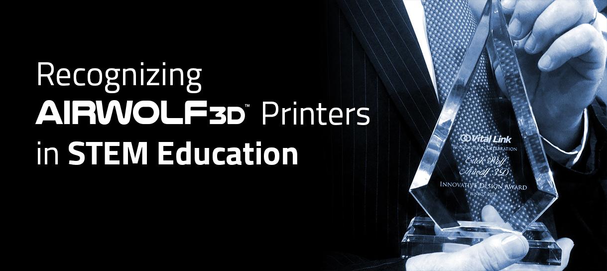 3d printers in STEM vital-link-oc