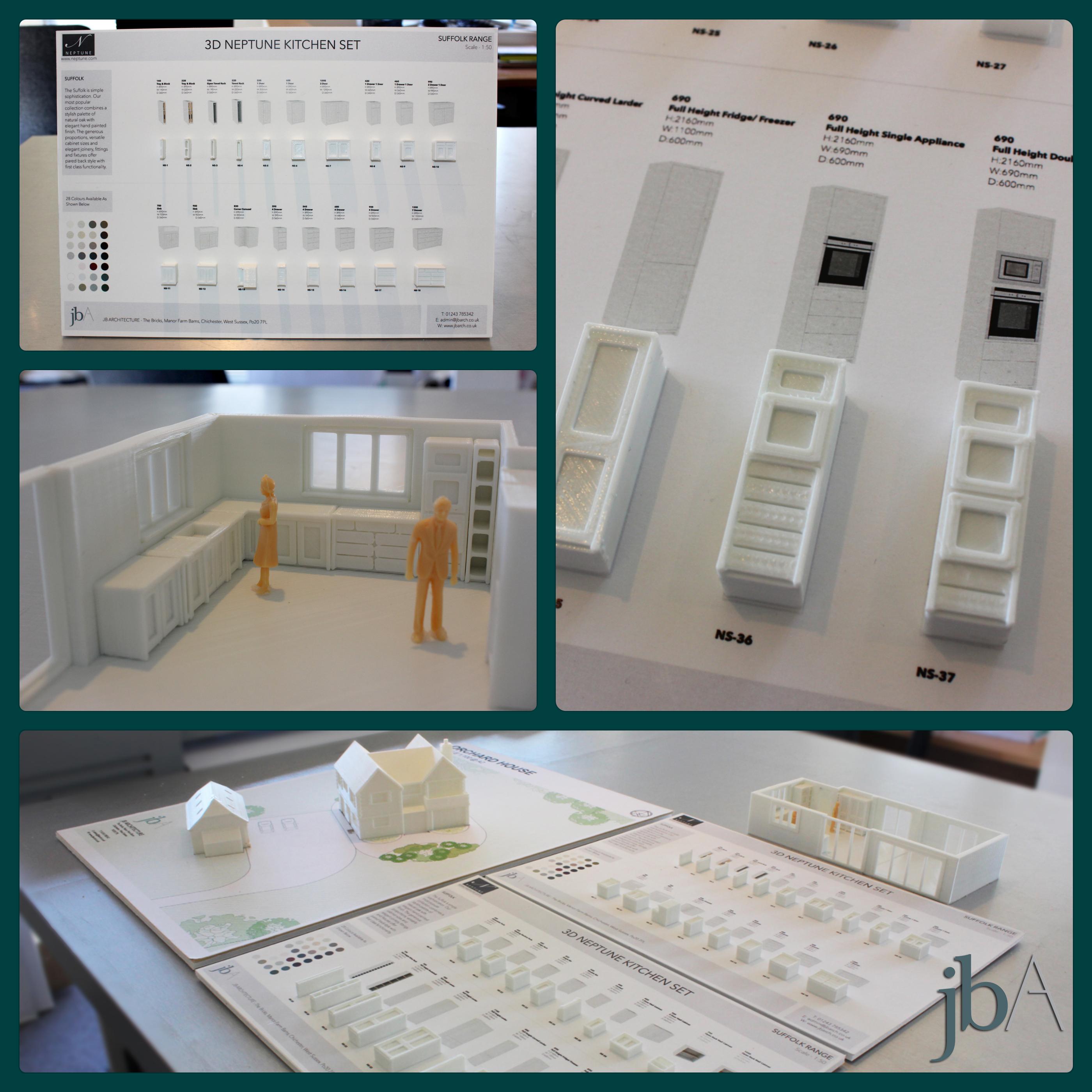 JBA Architecture Kitchen
