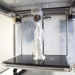 Airwolf 3D AXIOM printer with full enclosure excels at printing large objects