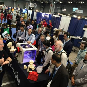Airwolf 3D Printers in Houston for Design and Manufacturing Show