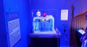 Airwolf 3D Axiom Printer