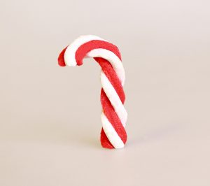 3D Printed Candycane