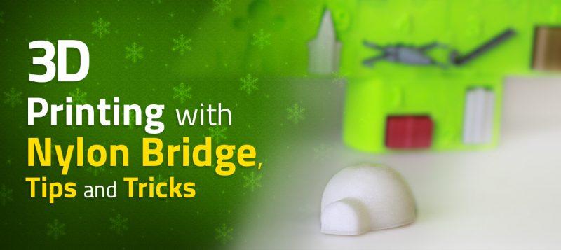 3D Printing with Bridge Nylon