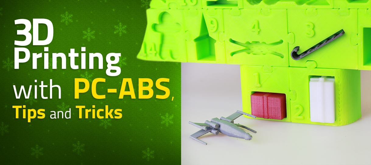 3D Printing with PC-ABS