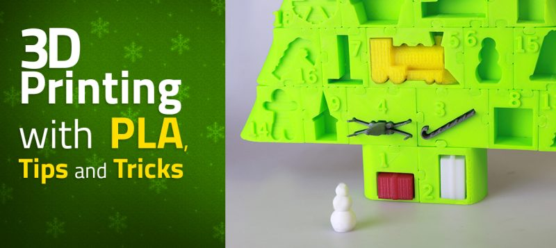3D Printing with PLA