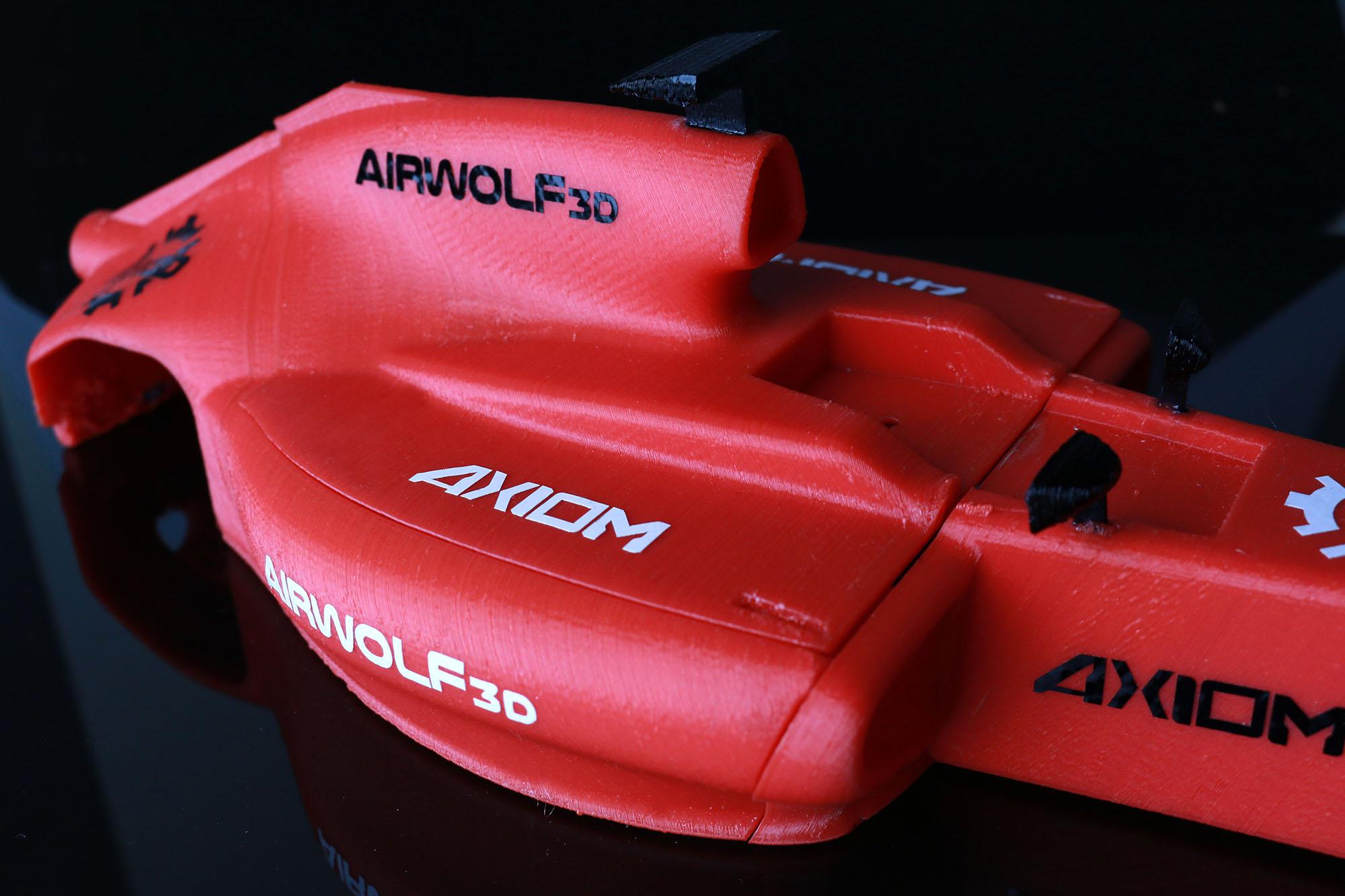 3D Printed F1 RC Car - Airwolf 3D Printers
