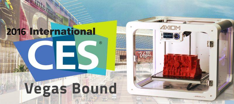 CES 2016 Vegas Bound