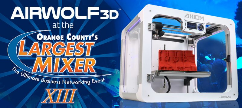 3d printers in orange county
