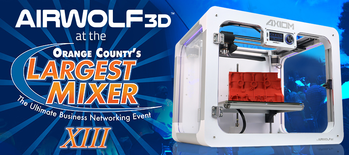 3d printers in orange county