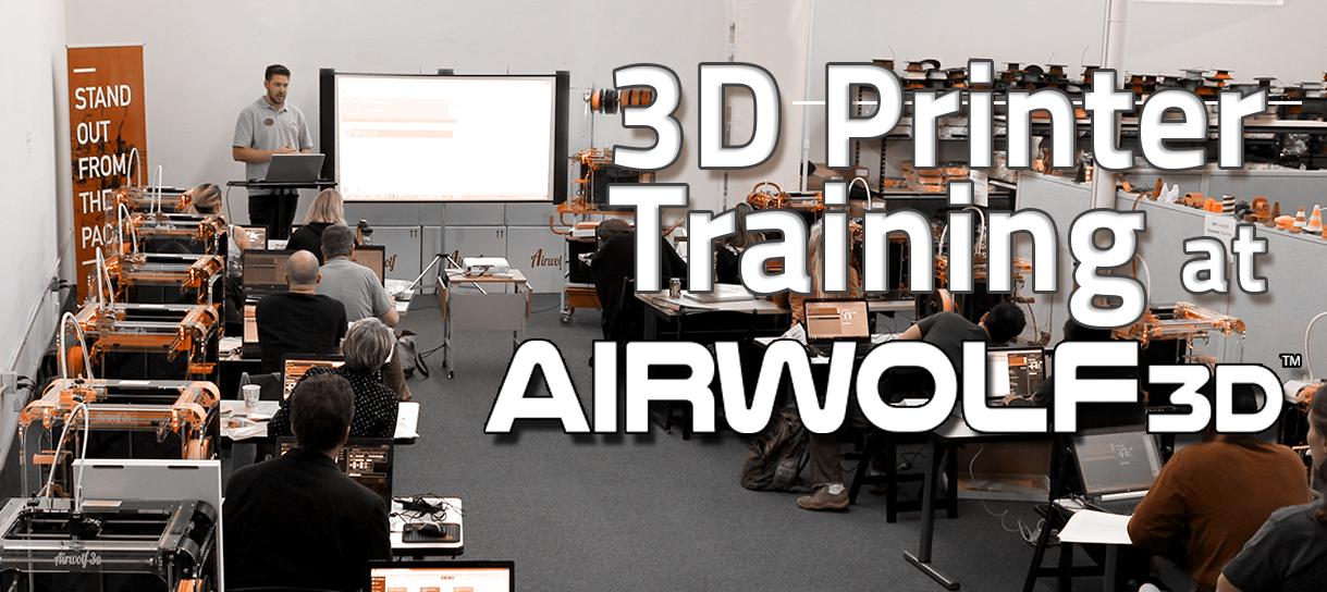 3D Printing Training Programs