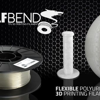 flexible filament by airwolf 3D