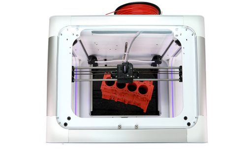 3D Printer Cassette is Replaceable