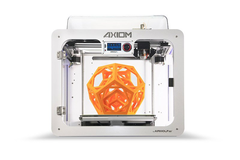 axiom 3-d printer for solid objects