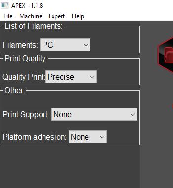 3D printing polycarbonate