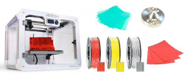 Take advantage of the Summer 6 Pack 3D printer sale