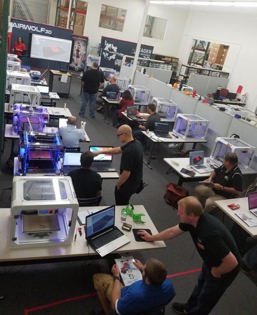 Airwolf 3D Printing Workshop