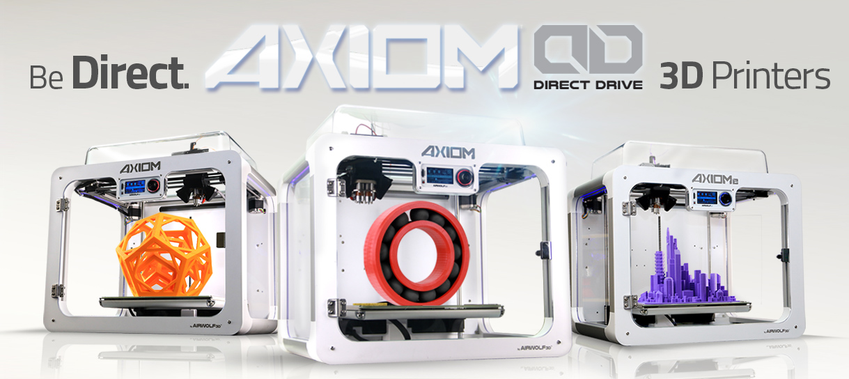 3D Printers With Direct Drive Dual Extruder