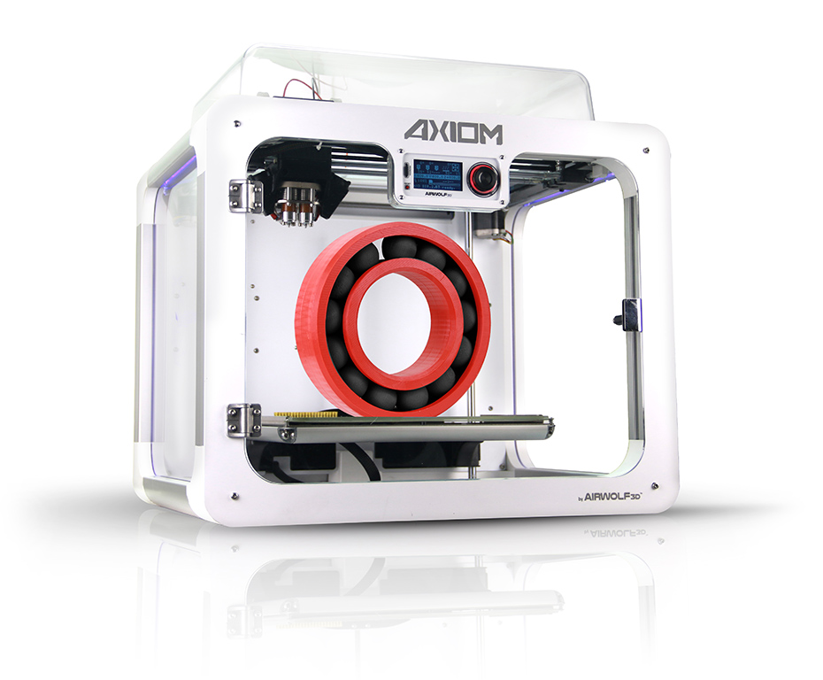 Dual Head 3D Printer With Direct Drive Extruder