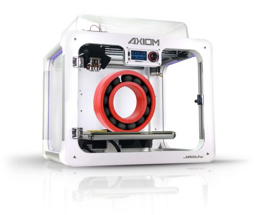 axiom dual extrusion direct drive 3d printer