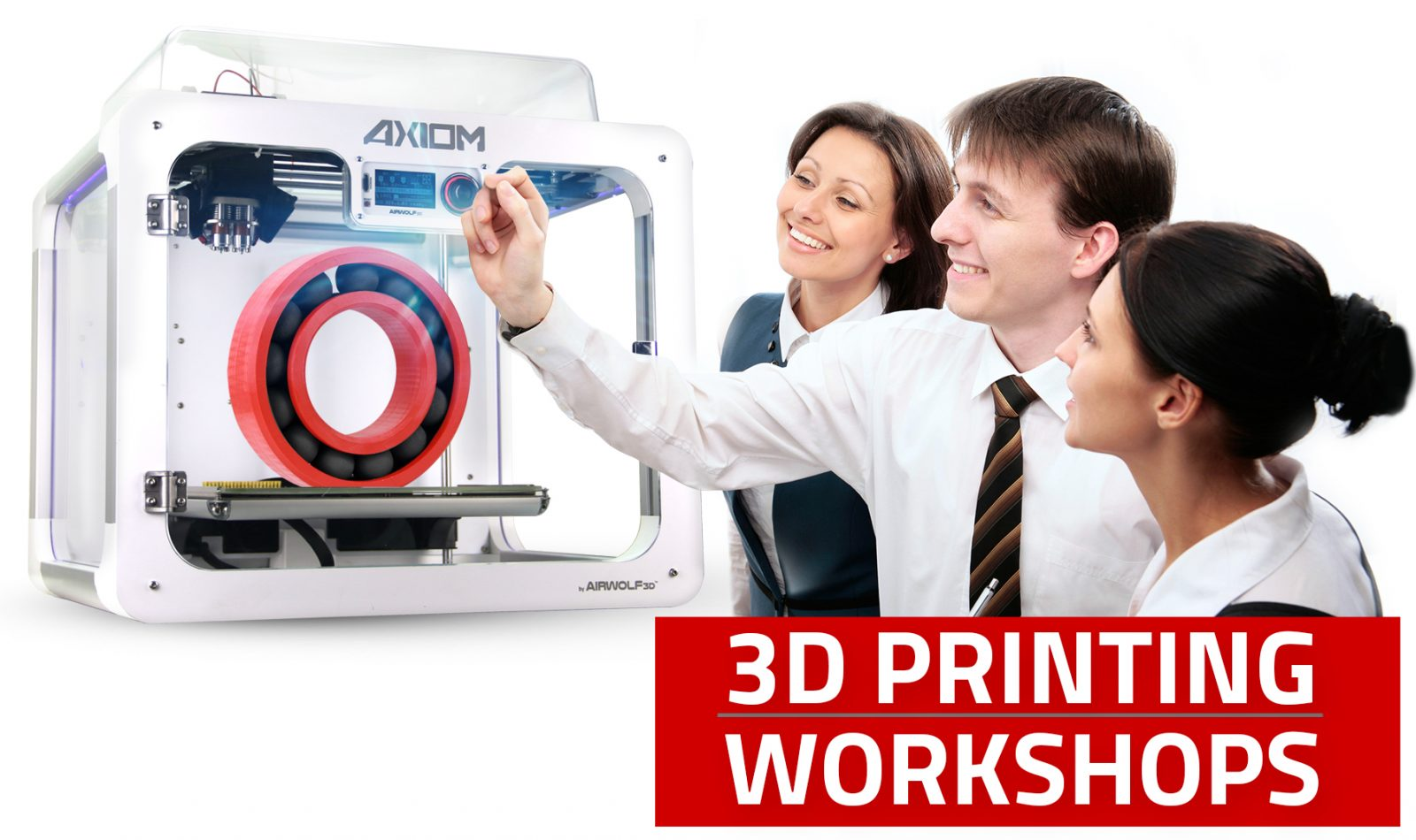 Workshops and 3D Printing Classes