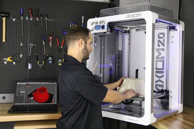additive manufacturing large 3d printer