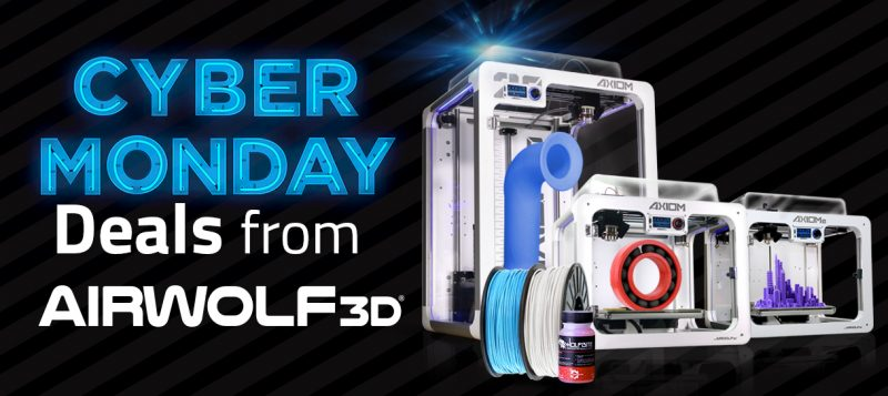 Black Friday 3D Printing