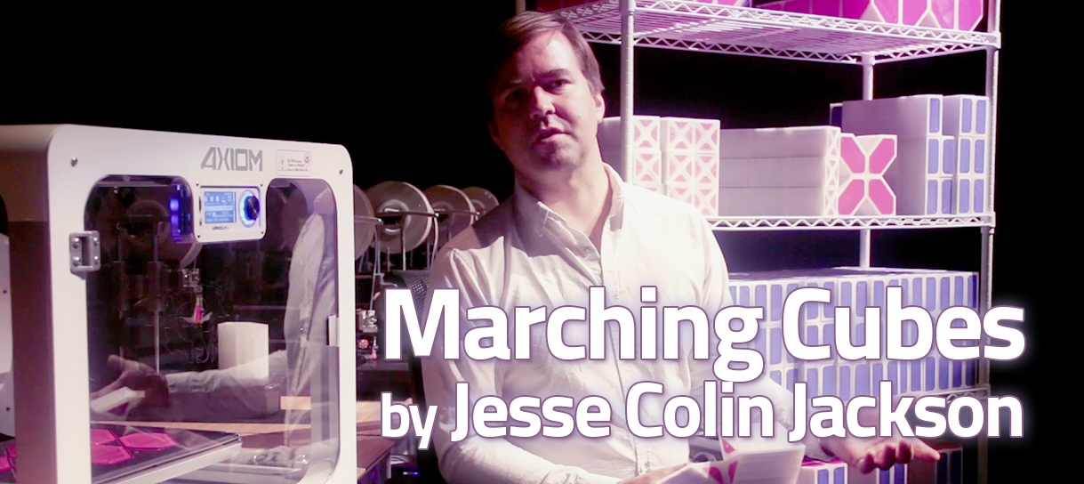 Marching Cubes by Jesse Colin Jackson