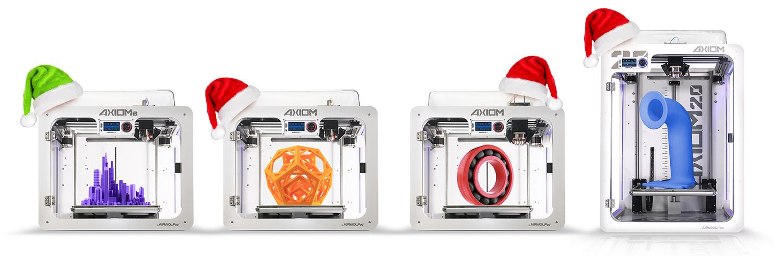 Christmas 3D Printers