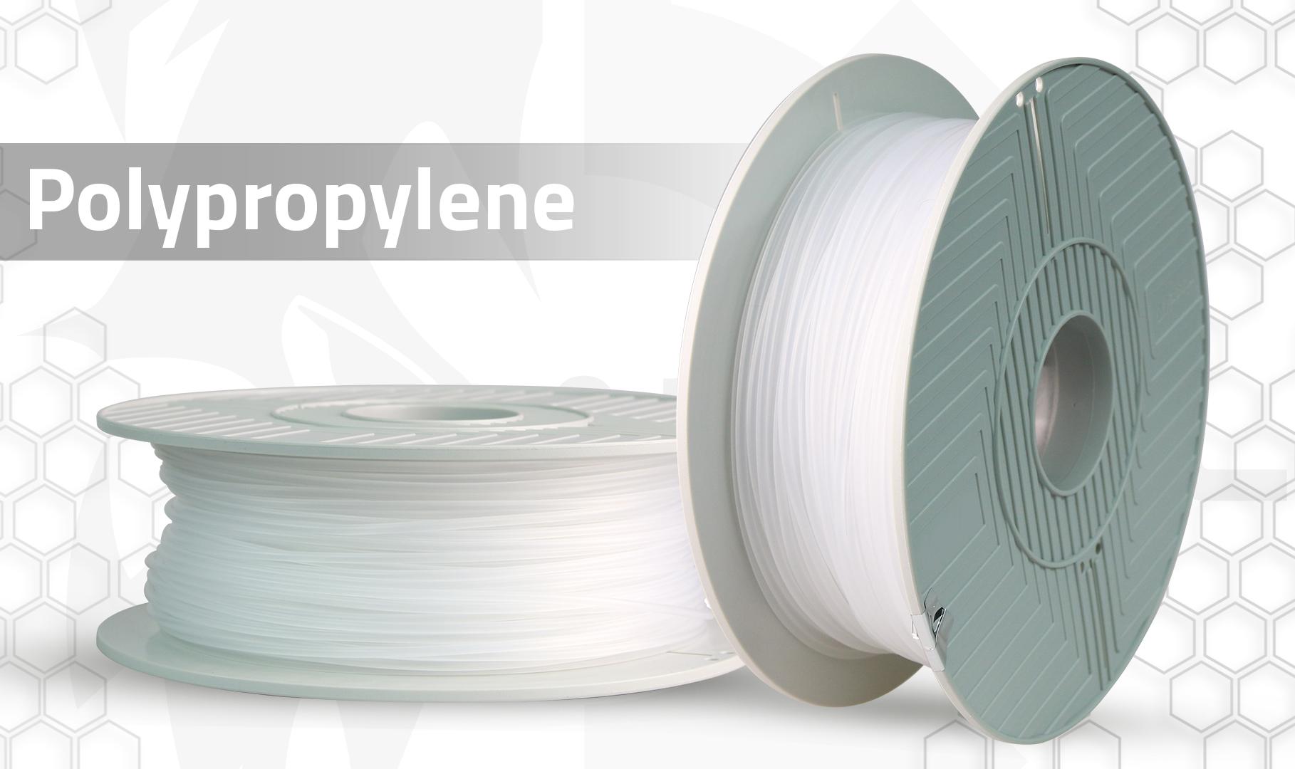 3D Print Polypropylene Filament