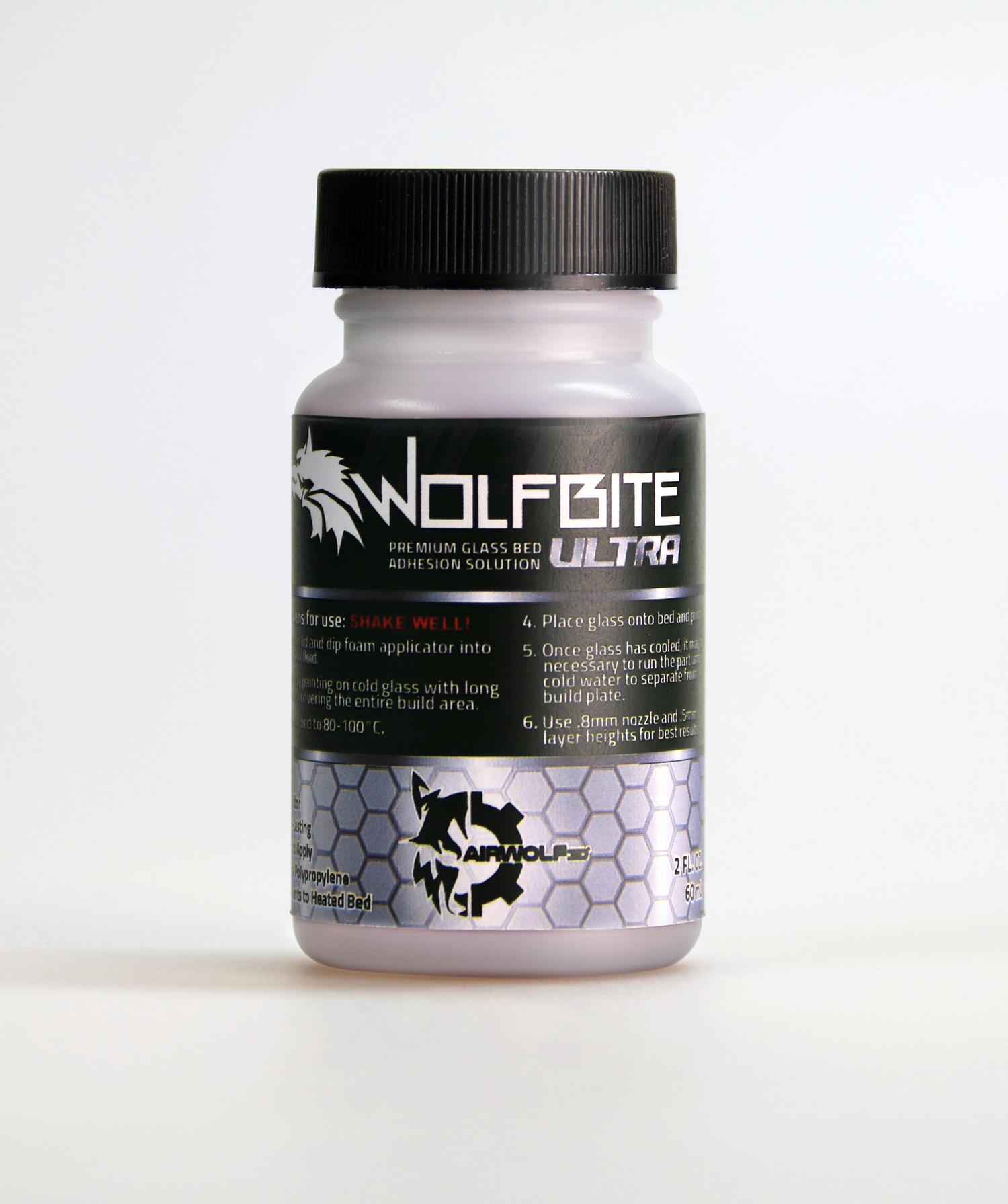 polypropylene adhesive ultra bottle