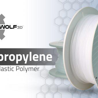 polypropylene filament spool