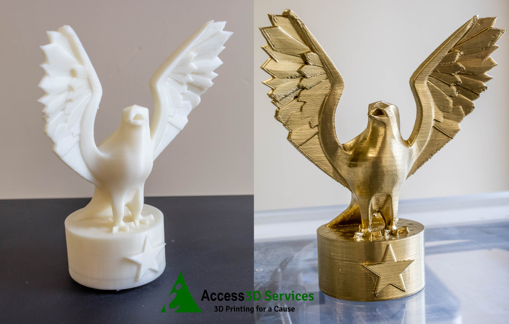 3D Printing Paint ABS