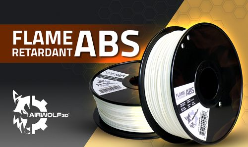 ABS flame retardant 3d printer filament