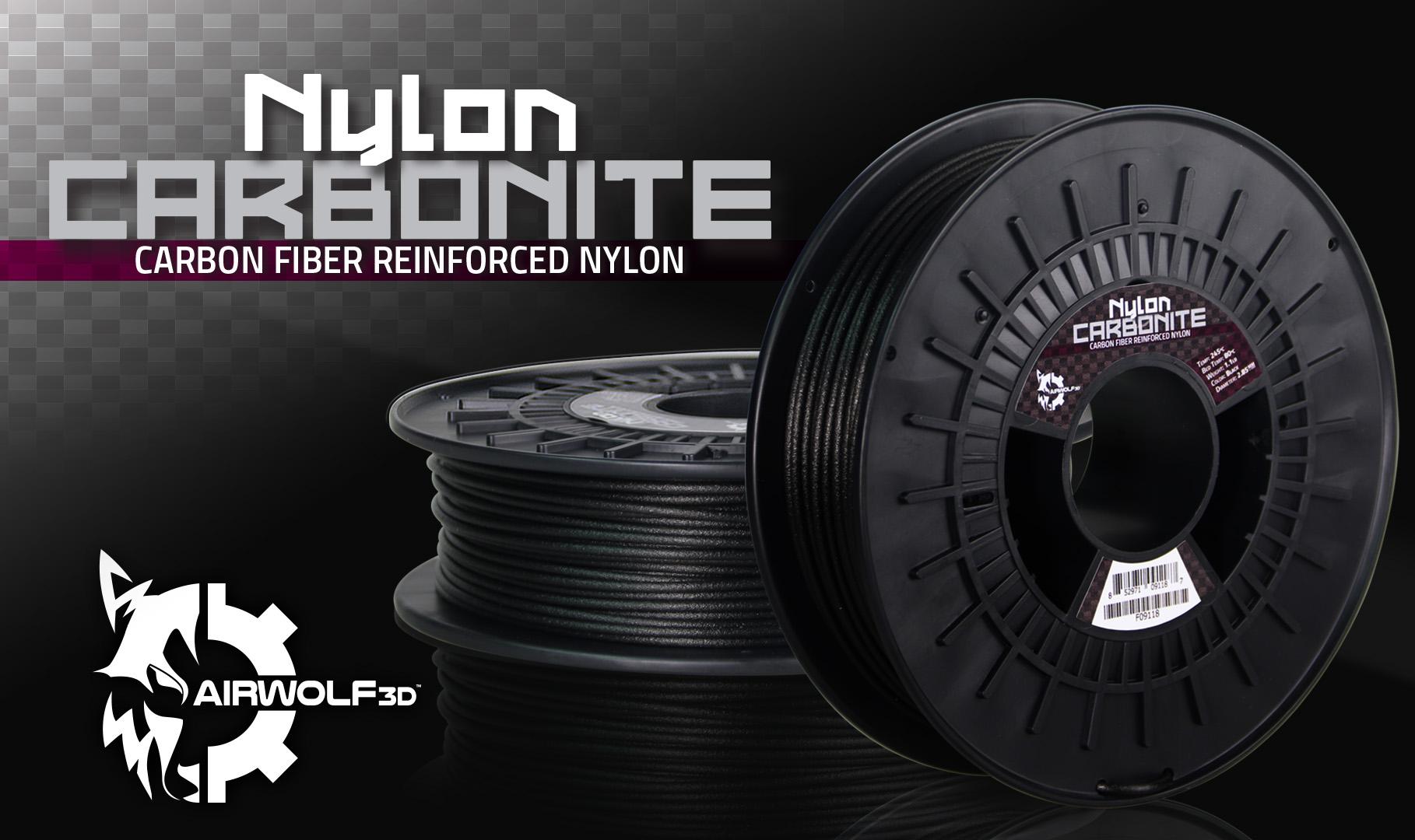 nylon carbon fiber filament