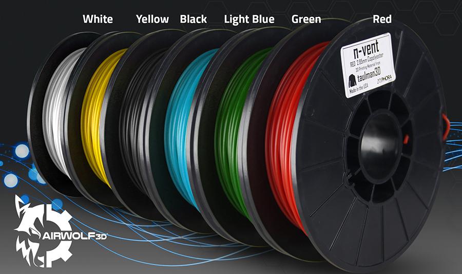 n-vent beginners filament