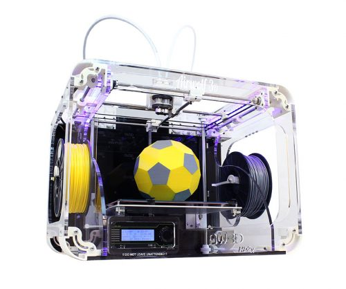 Demo 3D Printer for Sale HD2X